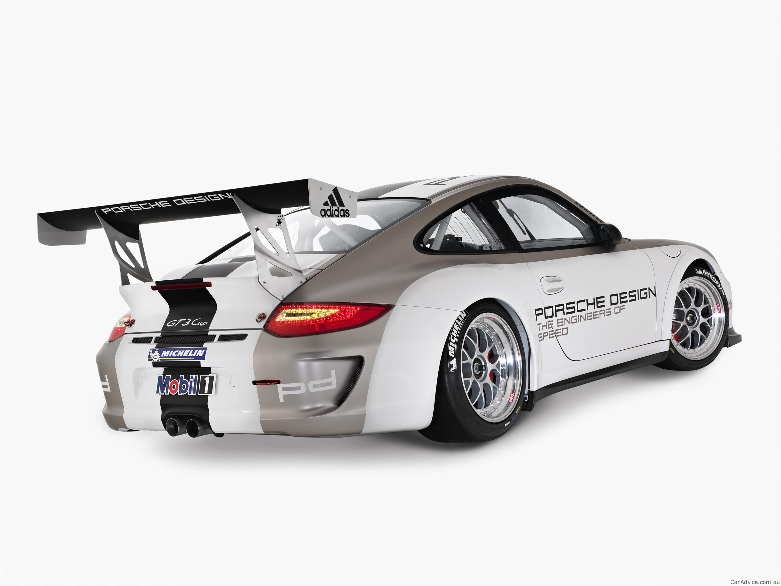 Porsche Carrera Cup To Return To Australian Race Calendar