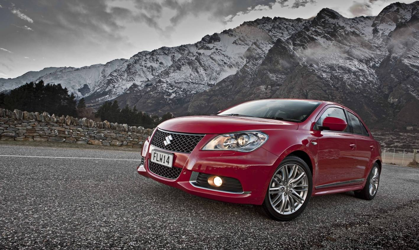 Suzuki Kizashi Sport AWD launched - photos | CarAdvice