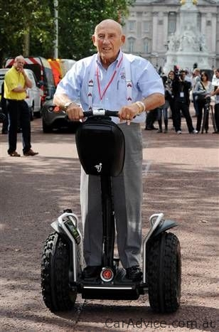 Segway Owner Jimi Heselden Killed In Segway Accident