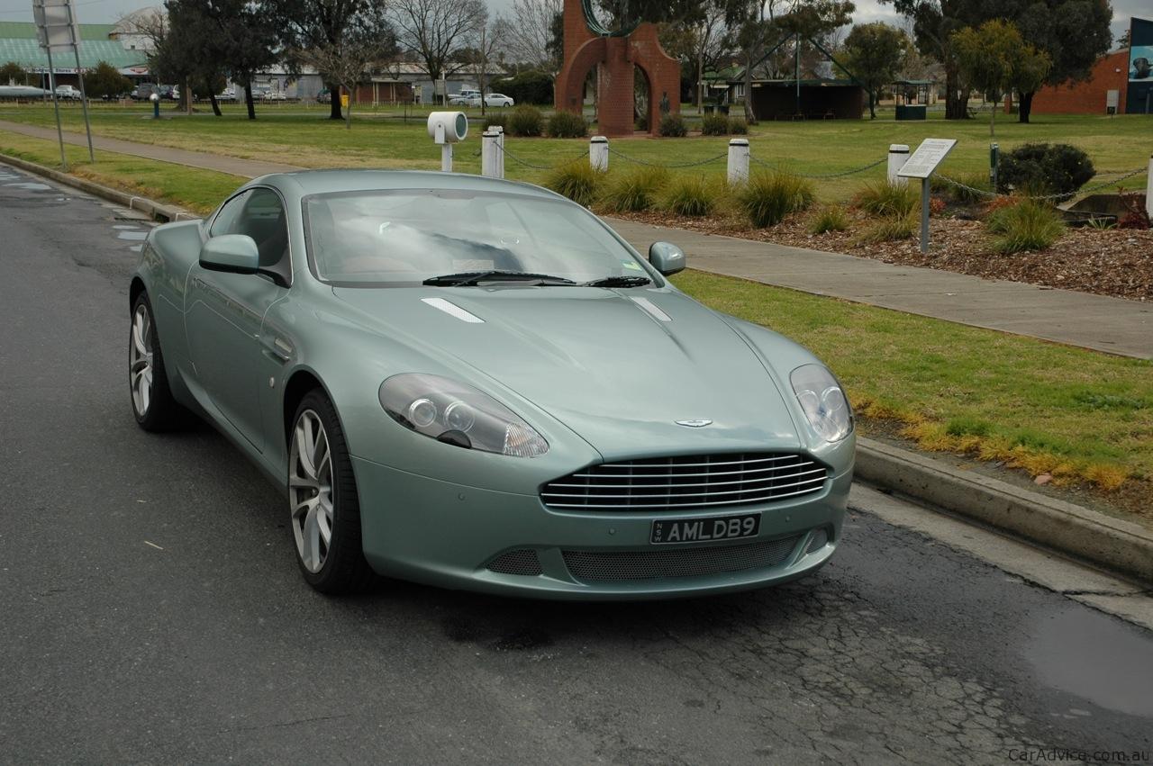 2011 Aston Martin DB9 Review - photos | CarAdvice