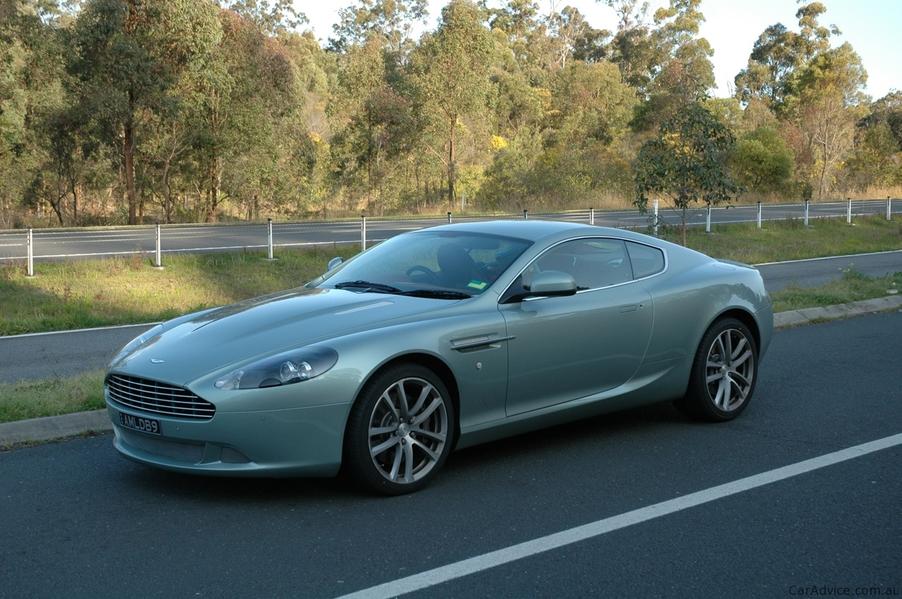 2011 Aston Martin Db9 Review Caradvice