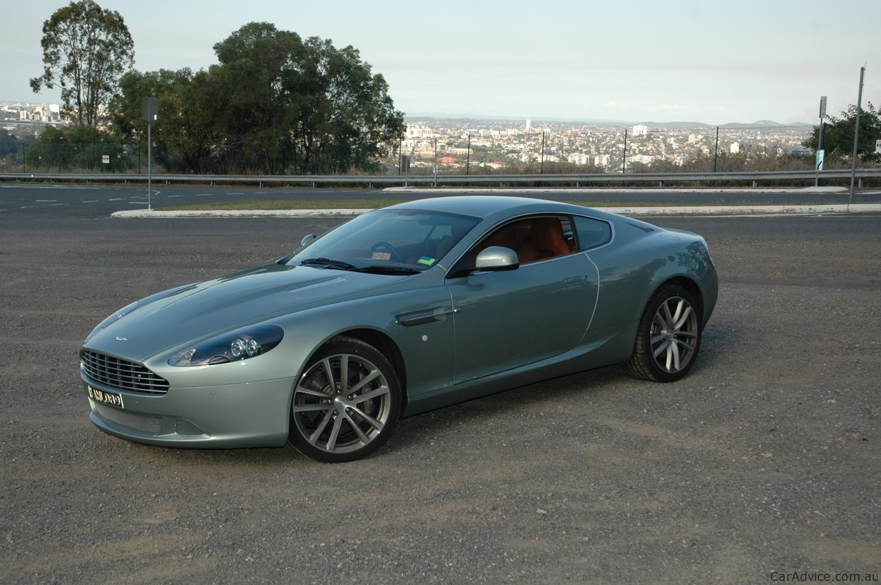 2011 Aston Martin Db9 Review Photos Caradvice