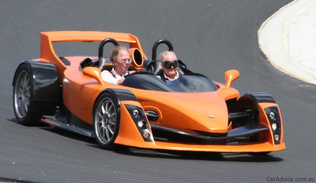 Hulme Canam Supercar To Make Local Debut At Sydney Motor
