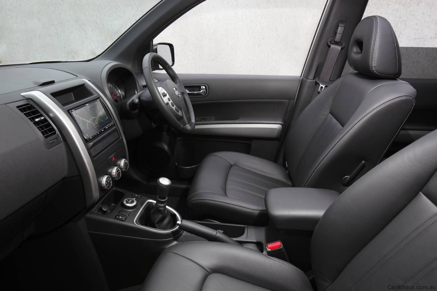 2010 Nissan X-Trail update - photos | CarAdvice