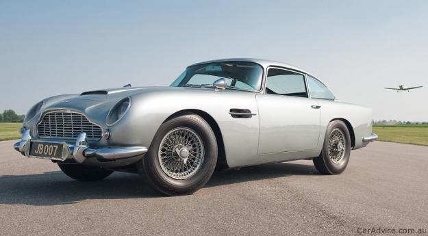 Aston Martin Db5 Original James Bond 007 Model Sells For 4 2 Million Photos Caradvice