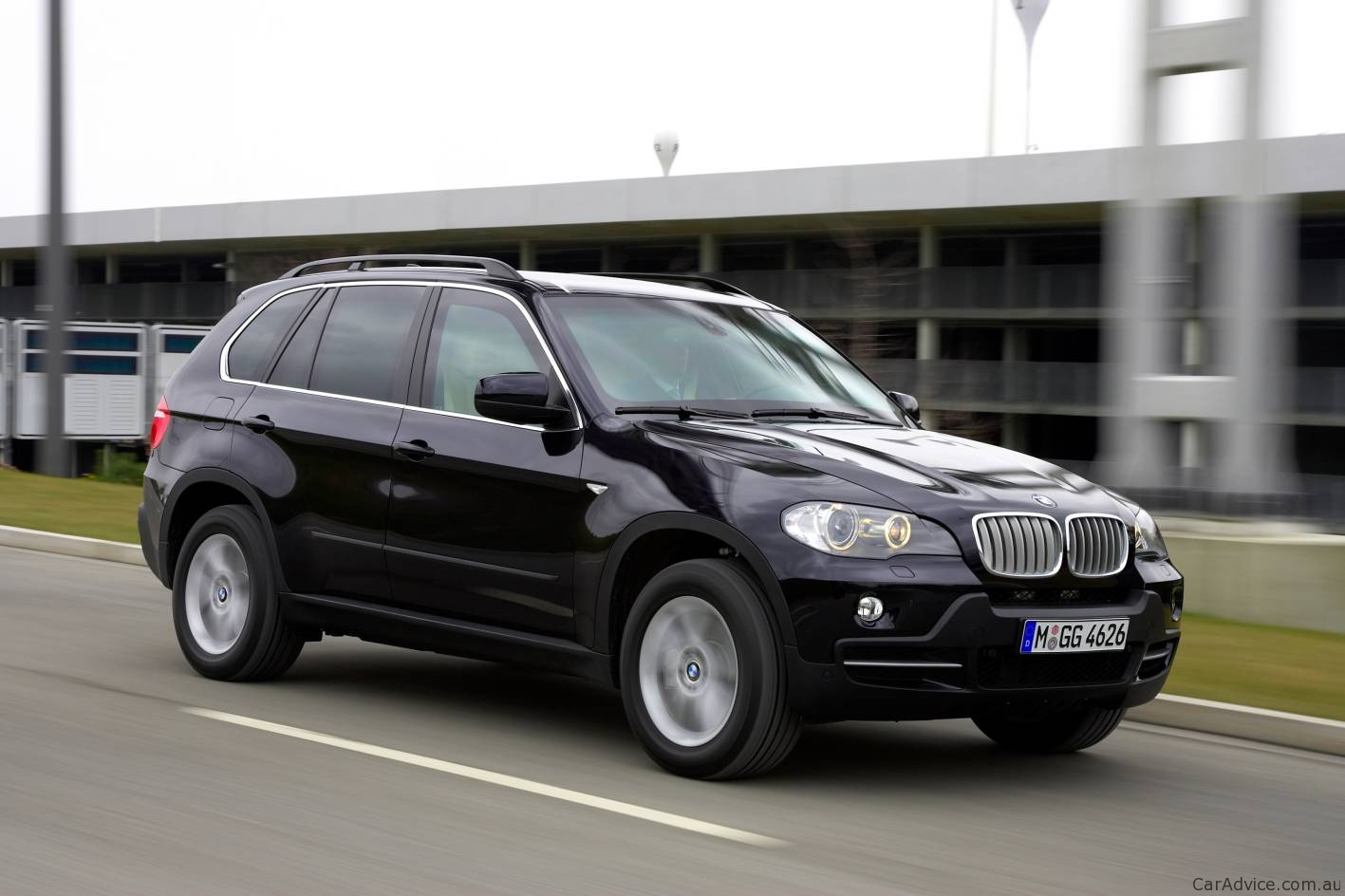 BMW X5 Australian Federal Police vehicles - photos | CarAdvice