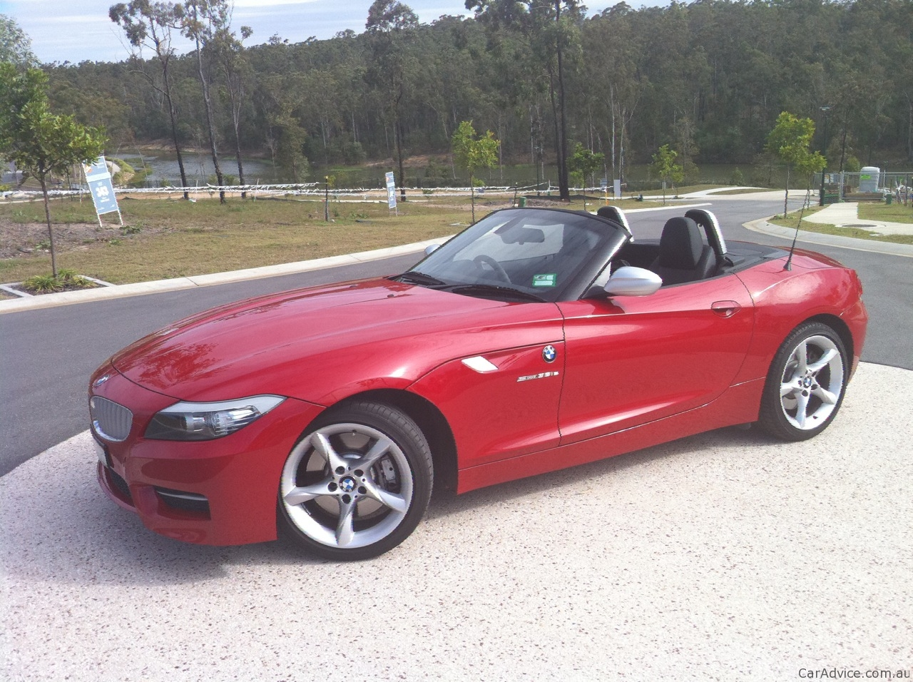 Bmw Z4 Sdrive35is Review Photos Caradvice
