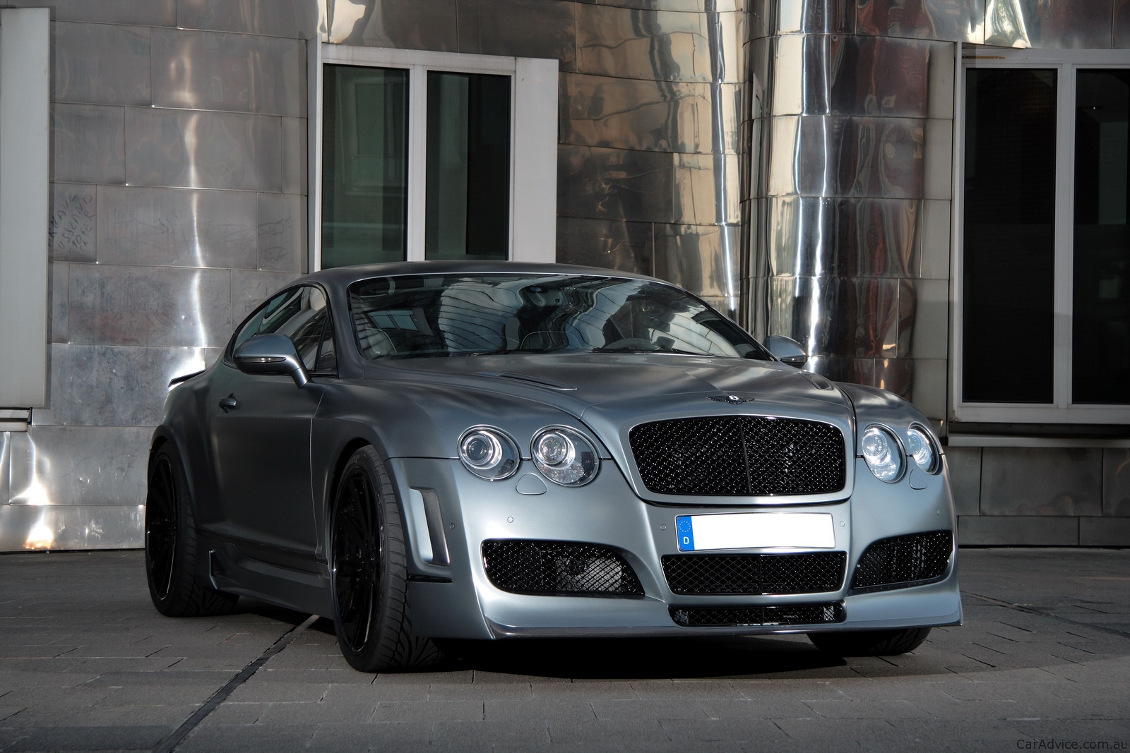bentley continental gt supersports by anderson germany photos 1 of 5. Black Bedroom Furniture Sets. Home Design Ideas