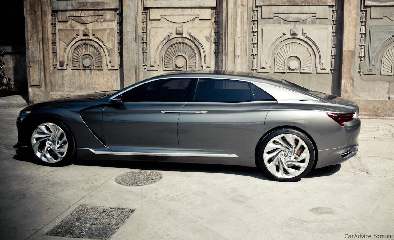 Citroen Metropolis Ds9 To Be Built For Chinese Market