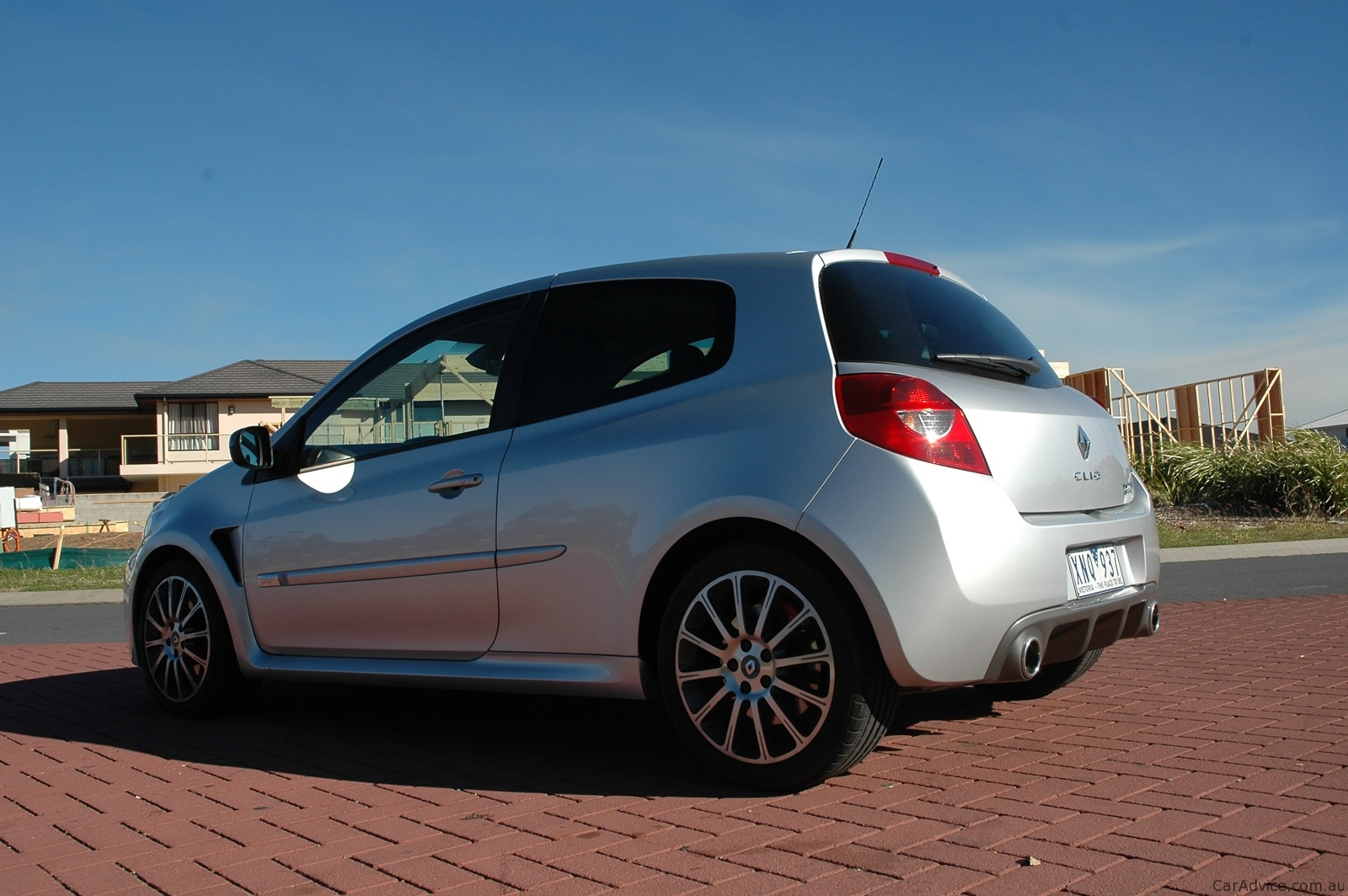 renault clio rs 200 cup review photos caradvice. Black Bedroom Furniture Sets. Home Design Ideas