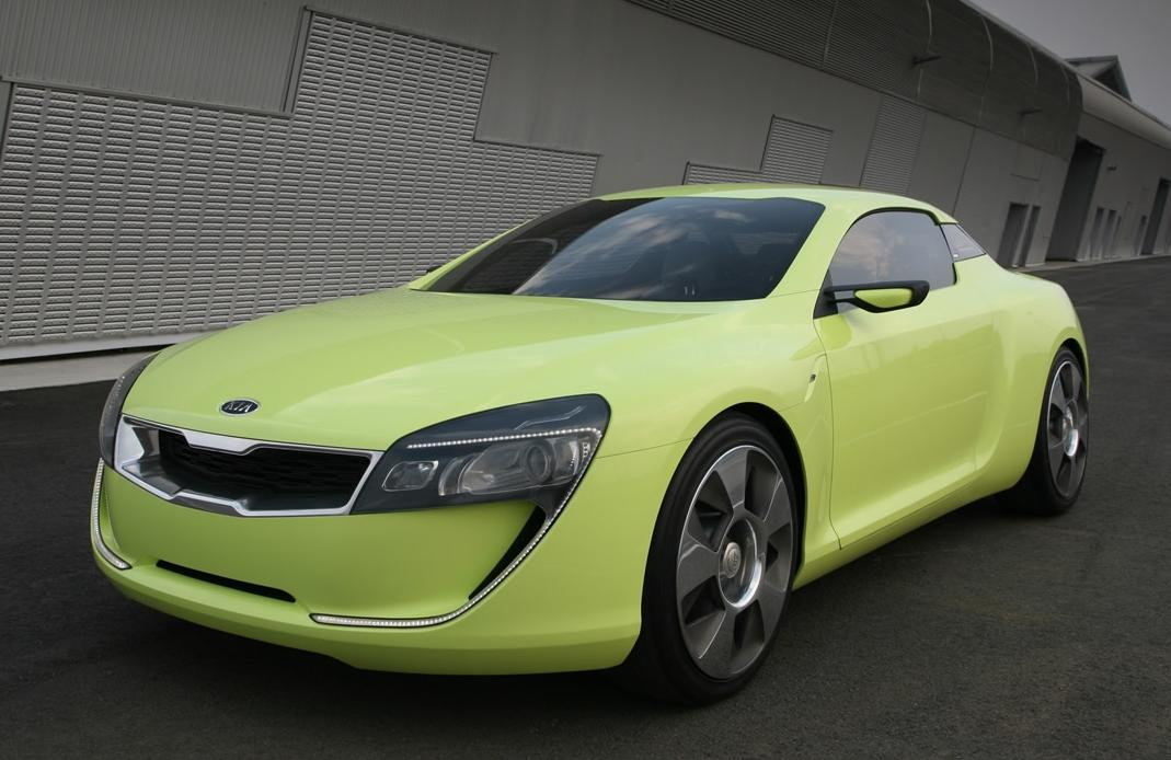 Kia Convertibles Amp Sportscars Coming Photos