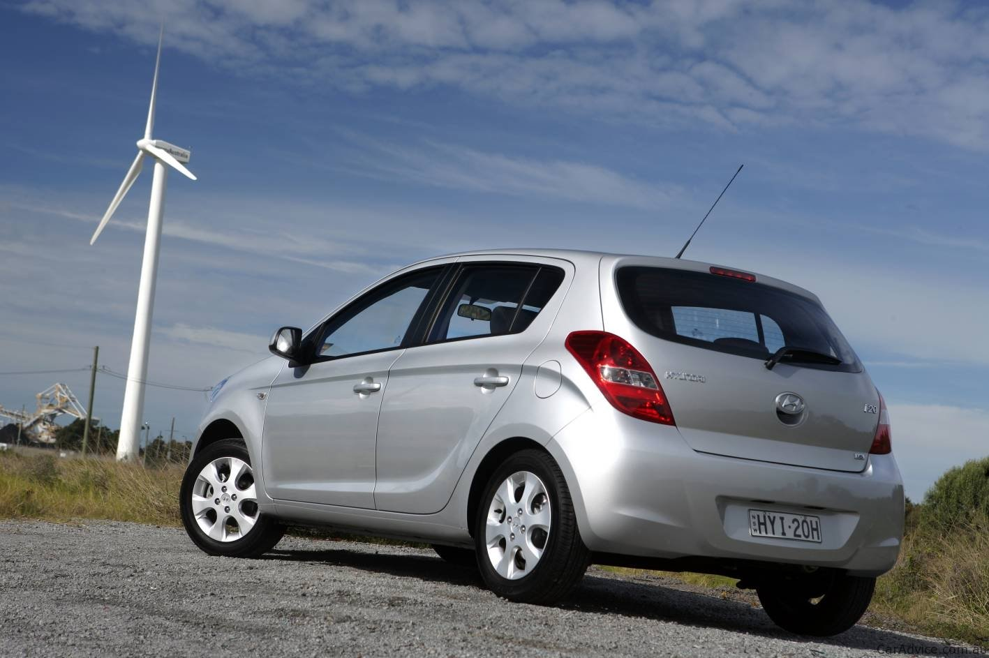 Hyundai i20 Elite Review - photos | CarAdvice
