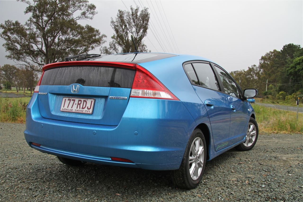 2012 Honda Insight Review Photos Caradvice