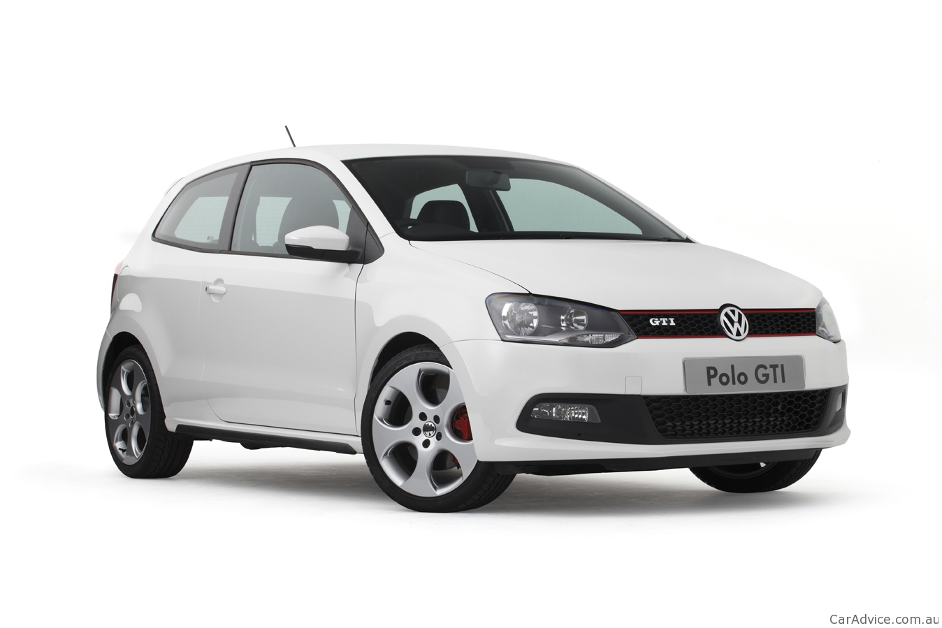volkswagen polo gti review photos caradvice. Black Bedroom Furniture Sets. Home Design Ideas