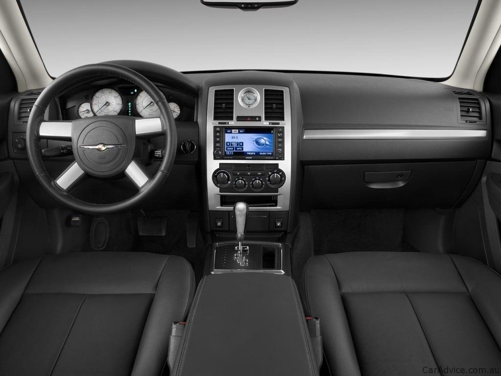 2012 Chrysler 300c Interior Image Leaked Photos 1 Of 4