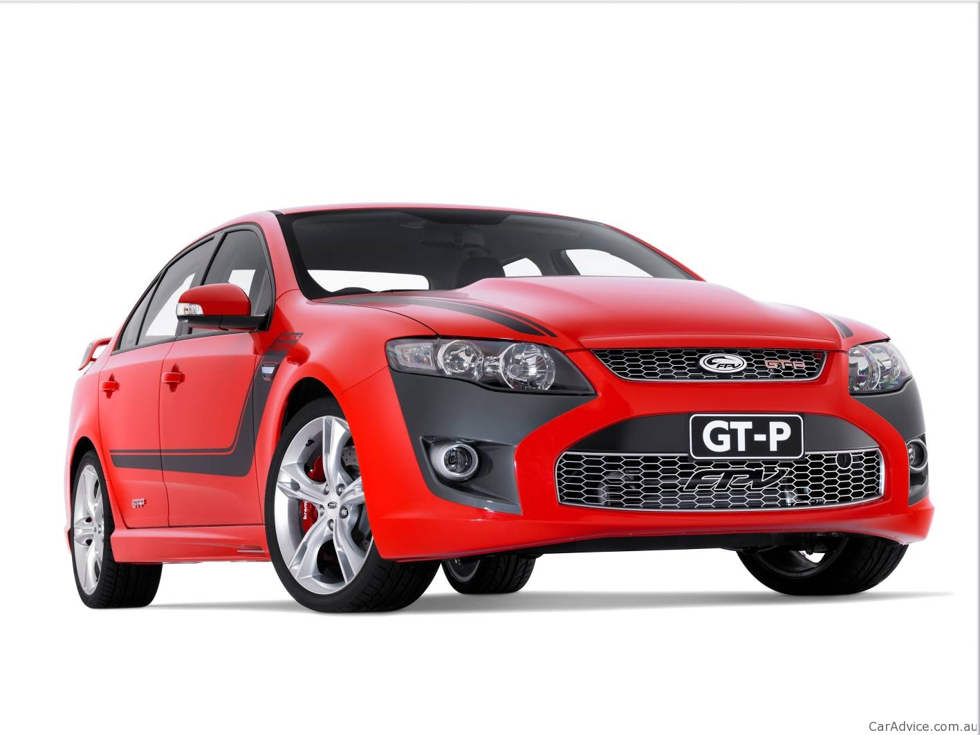 FPV GT-P Review - photos | CarAdvice