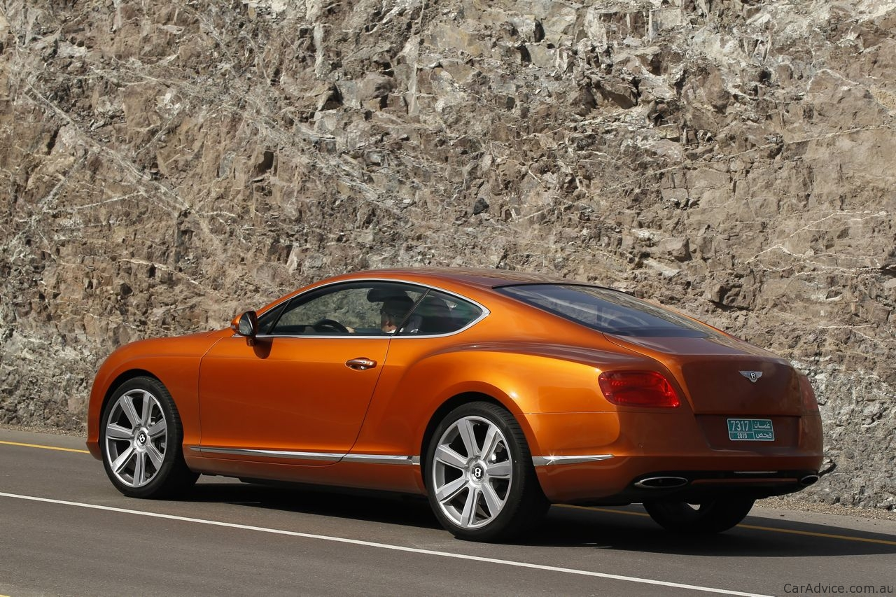 2011 Bentley Continental Gt Review Photos Caradvice
