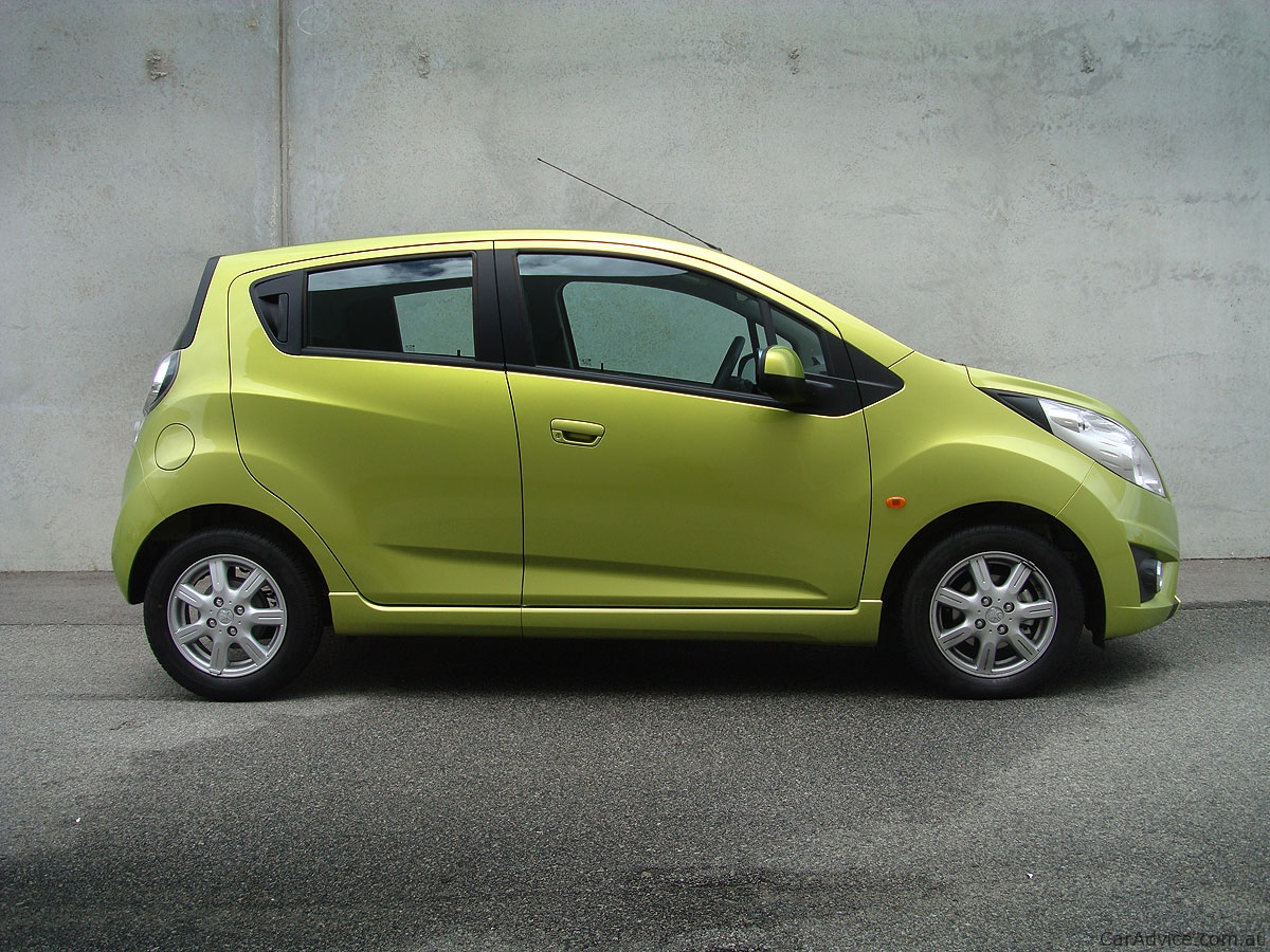2010 Holden Barina Spark Review Photos Caradvice