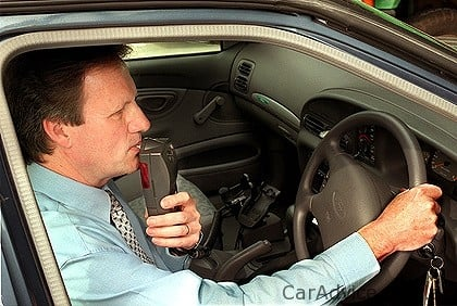 Alcohol ignition interlocks for Queensland's drink drivers - photos | CarAdvice
