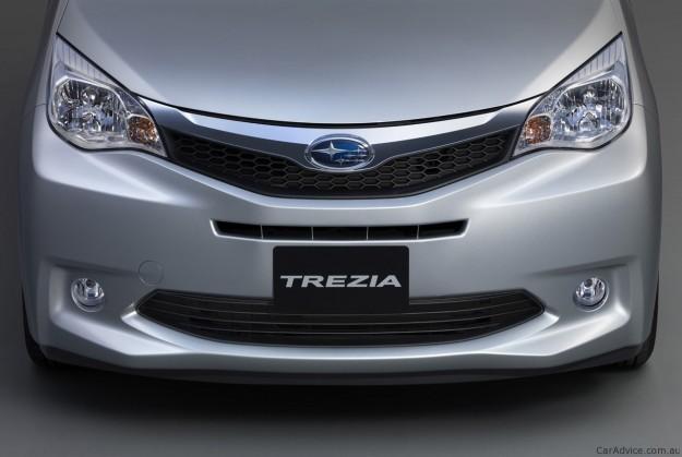2011 Subaru Trezia compact MPV not for Australia - photos ...