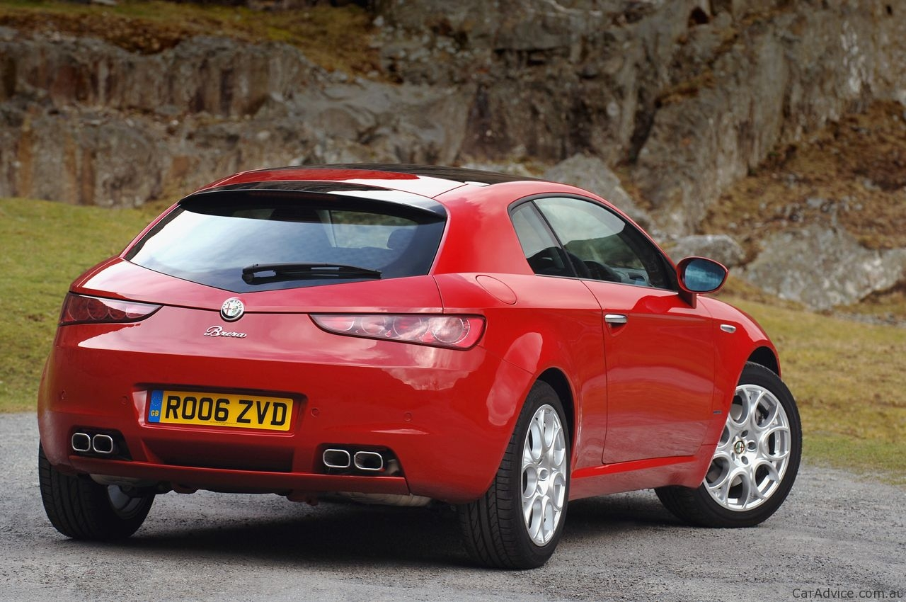 alfa romeo brera review photos caradvice. Black Bedroom Furniture Sets. Home Design Ideas