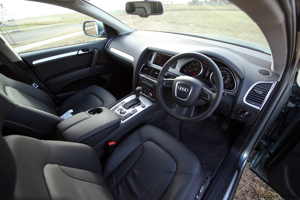 Audi Q Review Photos CarAdvice - Audi q7 reviews