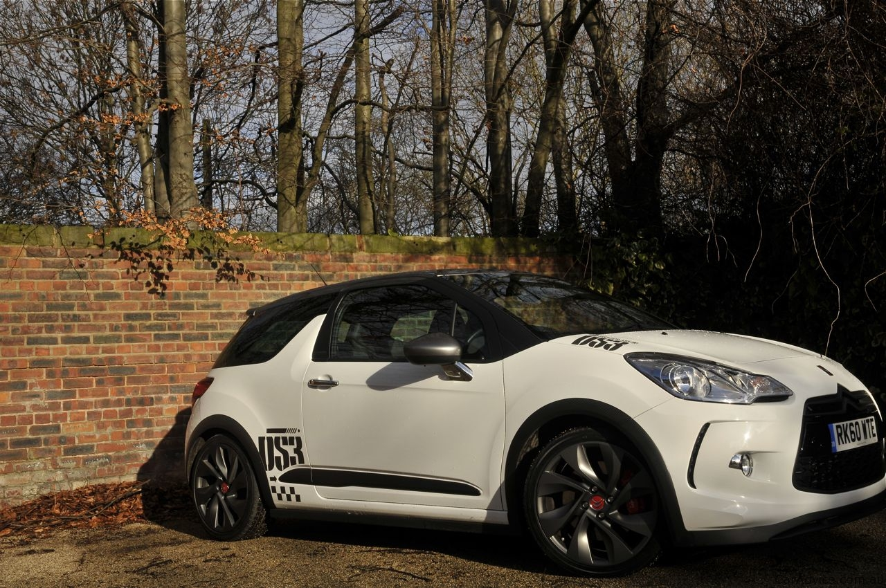 Citroen DS3 Racing Review | CarAdvice