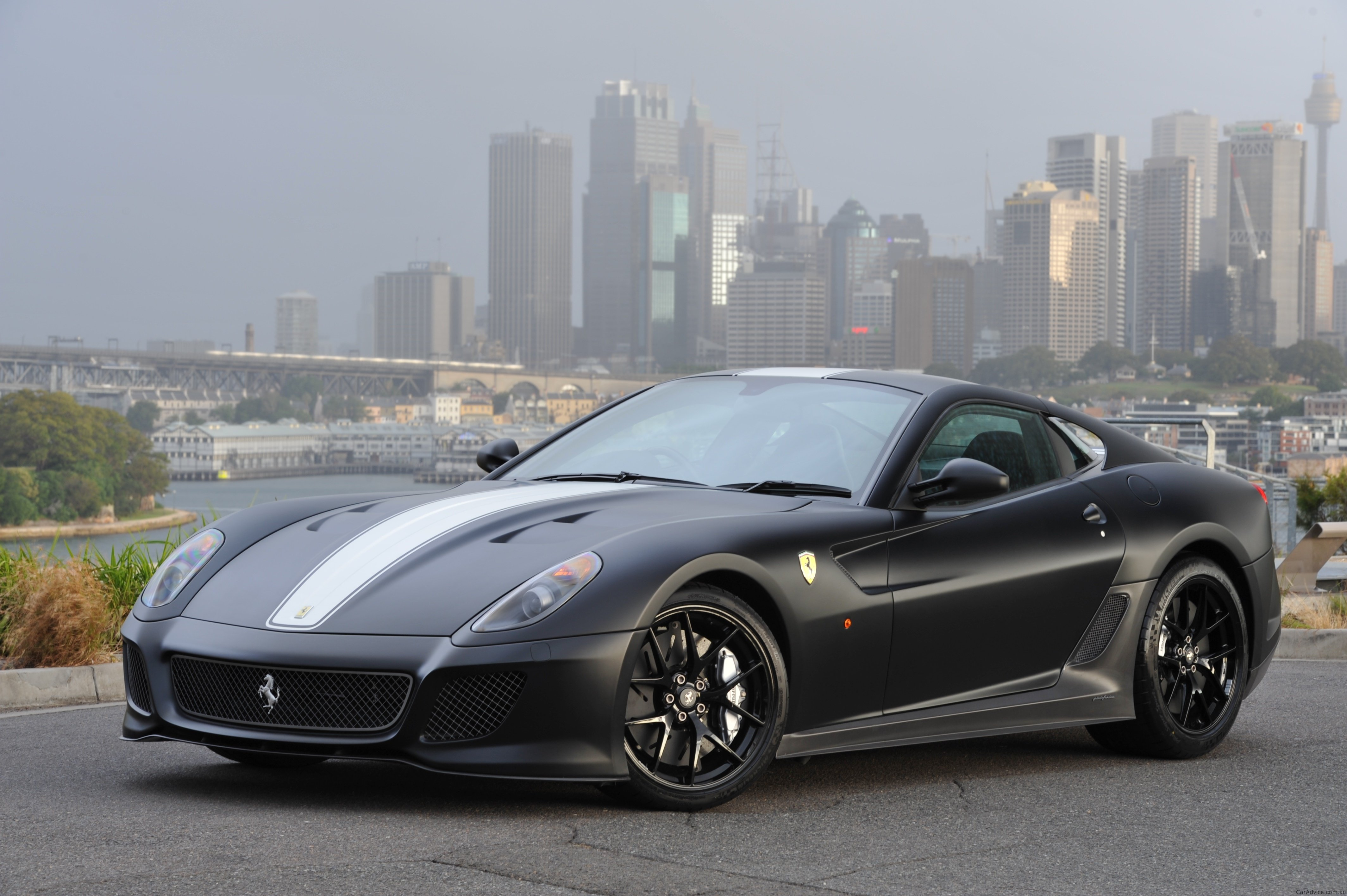 2011 Ferrari 599 Gto Arrives In Australia Photos Caradvice