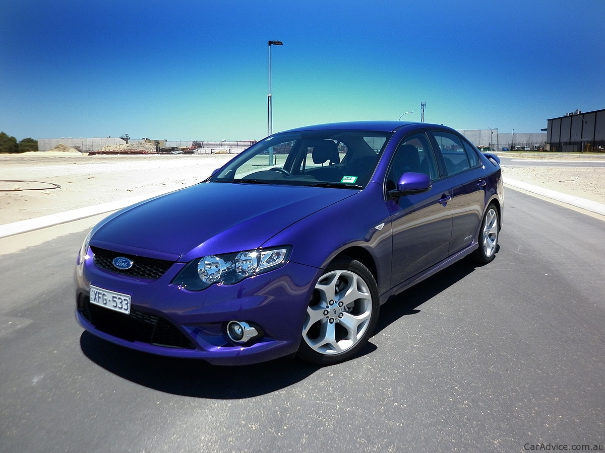 Ford Falcon Xr6 Turbo Review Photos Caradvice