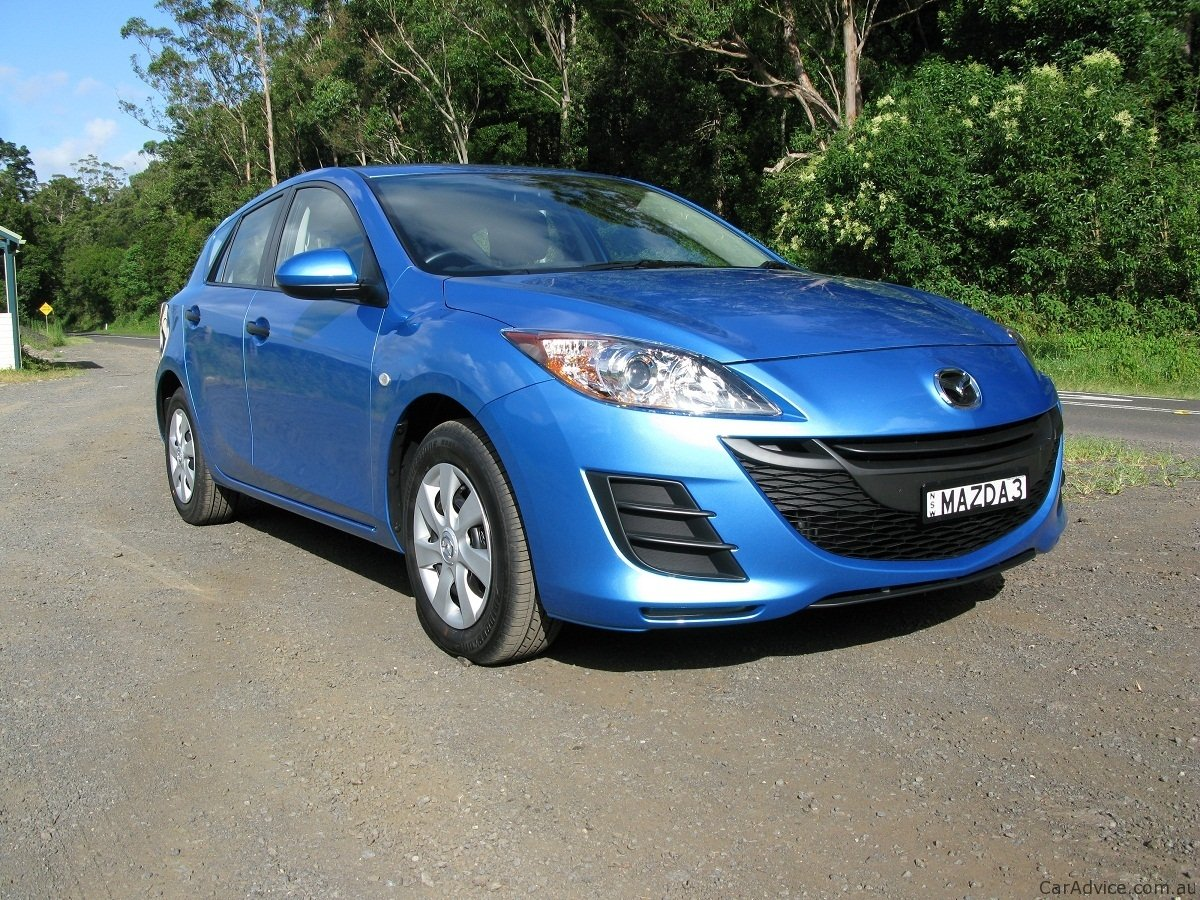 mazda 3 review caradvice. Black Bedroom Furniture Sets. Home Design Ideas