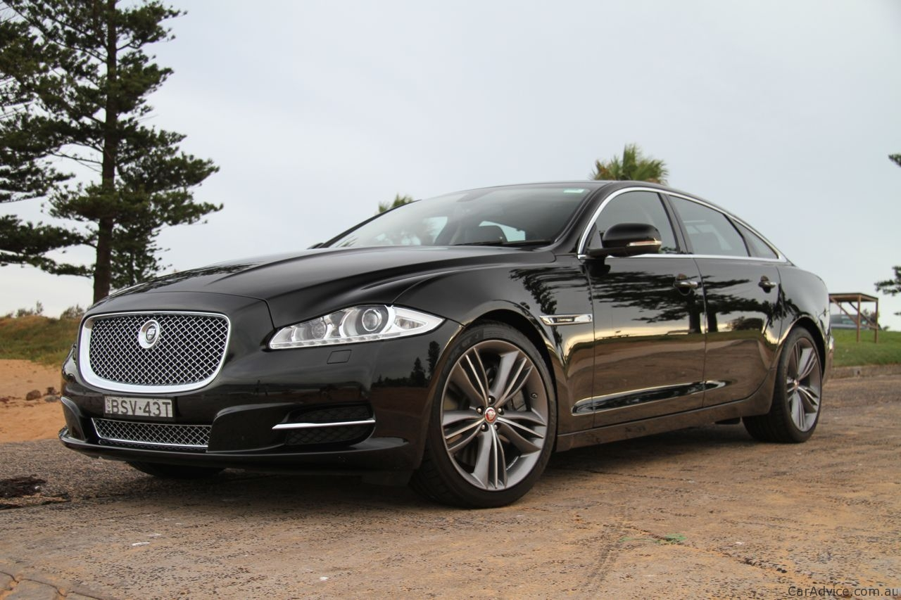 Jaguar XJ Supersport Review | CarAdvice