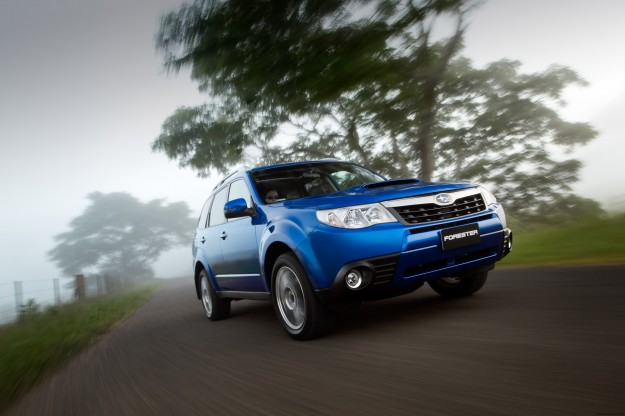 Subaru Forester S Edition Review Photos Caradvice