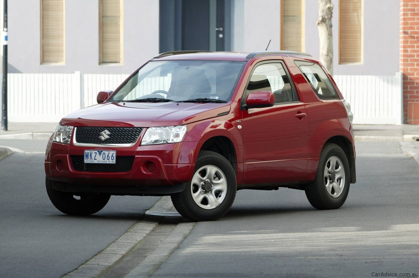 2008-2011 Suzuki Grand Vitara recalled in Australia ...