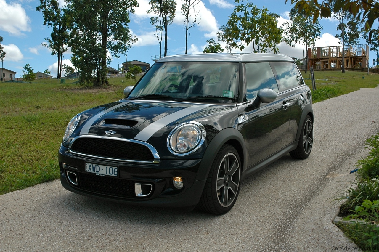 mini cooper s clubman review photos caradvice. Black Bedroom Furniture Sets. Home Design Ideas