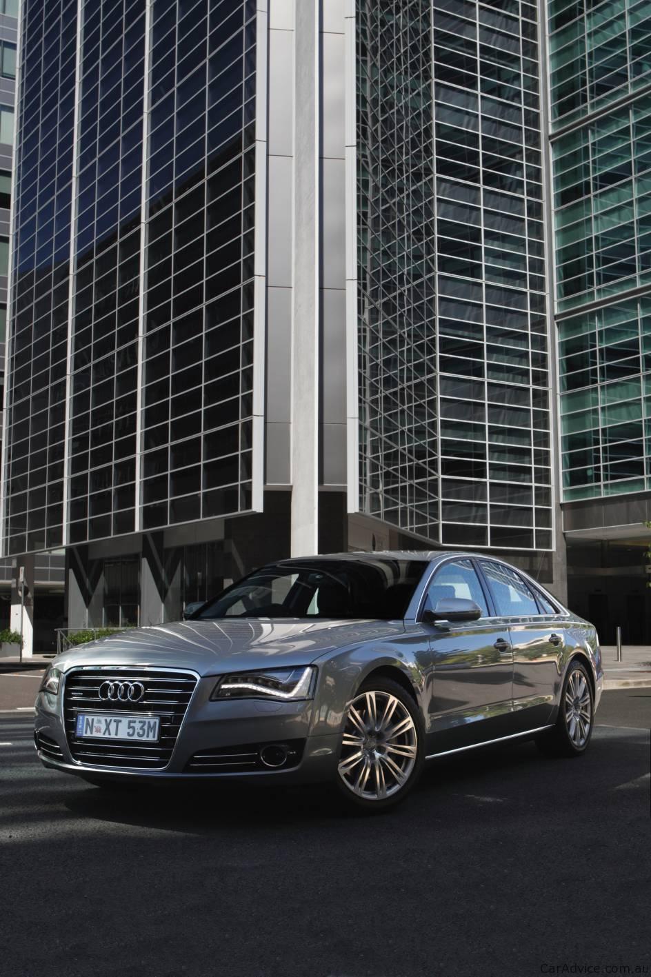 2011 Audi A8 range gets 3.0 TDI, 4.2 TDI engines - photos ...