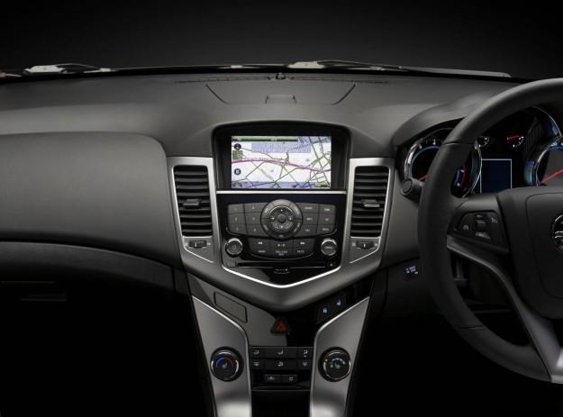 2011 Holden Cruze Series Ii On Sale In Australia Late