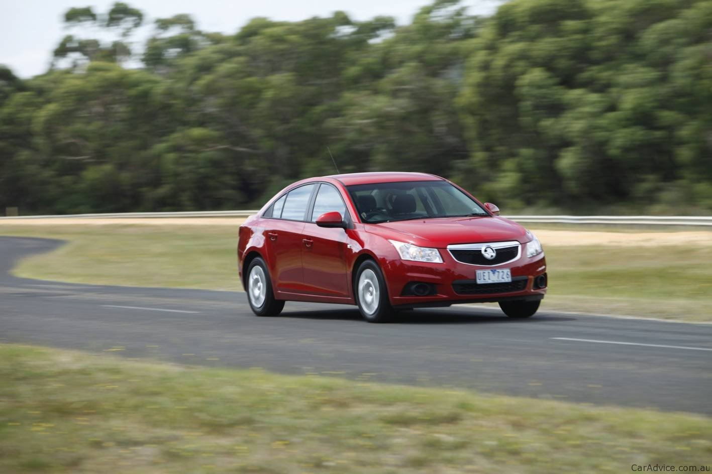 2011 Holden Cruze Series Ii On Sale In Australia Late