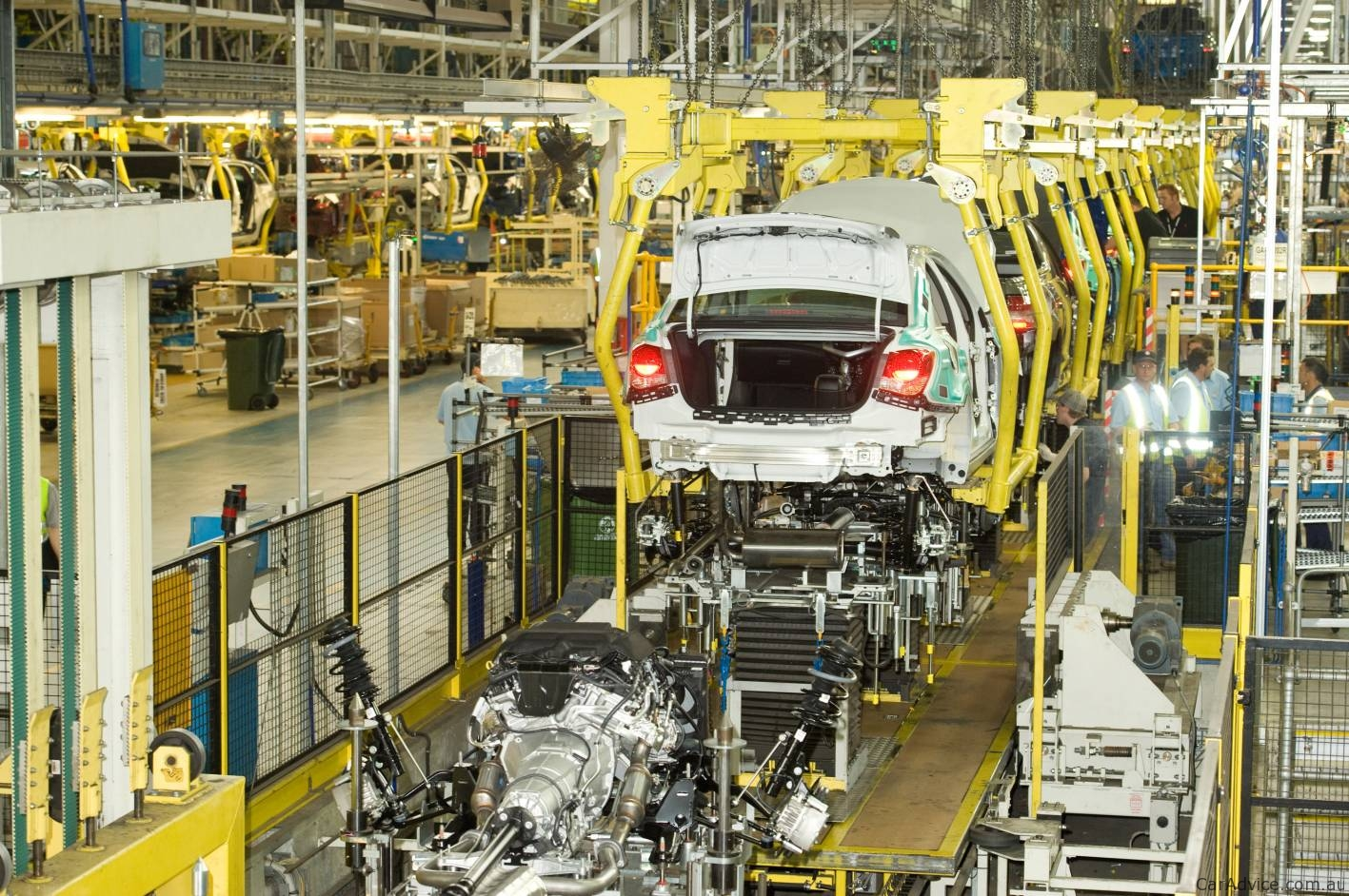 2011 Holden Cruze Series Ii Production A Milestone For The