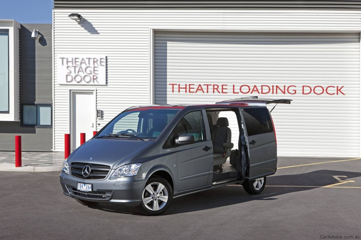 2011 Mercedes Benz Vito Range Launched In Australia