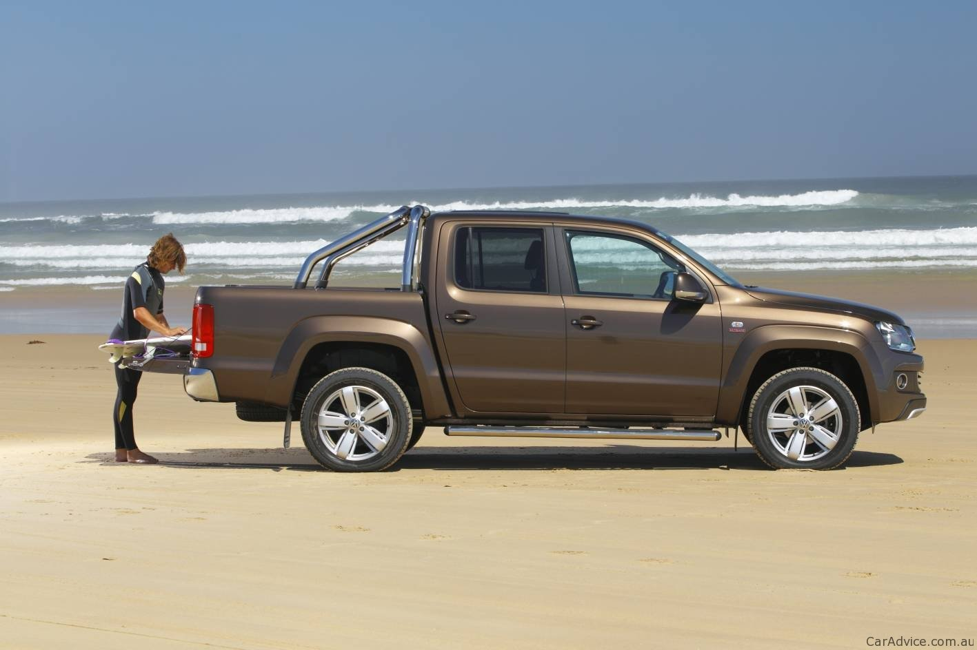 2011 Volkswagen Amarok On Sale In Australia On March 1