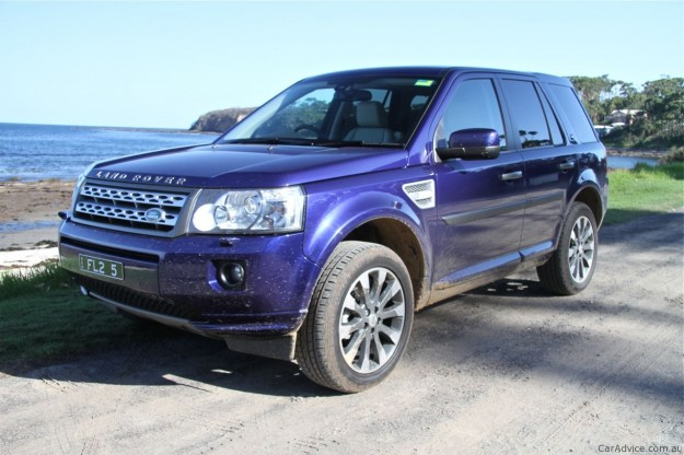 land rover freelander 2 review caradvice. Black Bedroom Furniture Sets. Home Design Ideas