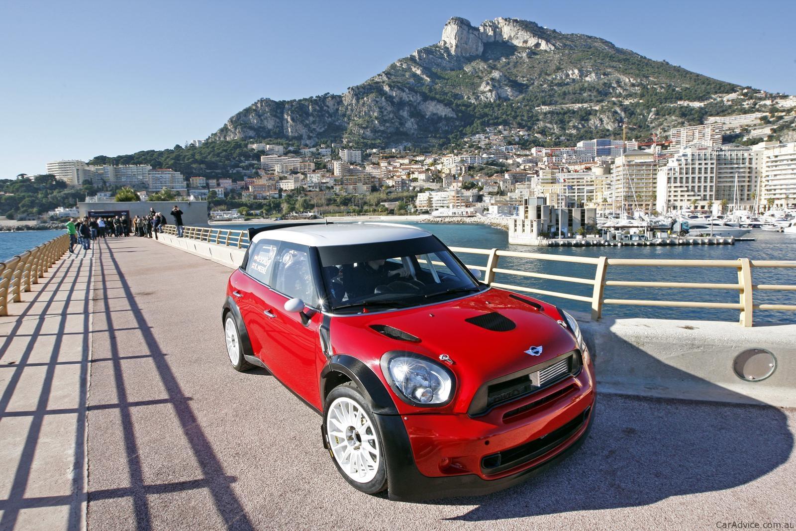 Mini Cooper Models >> MINI Countryman WRC car joins original Mini Cooper at ...