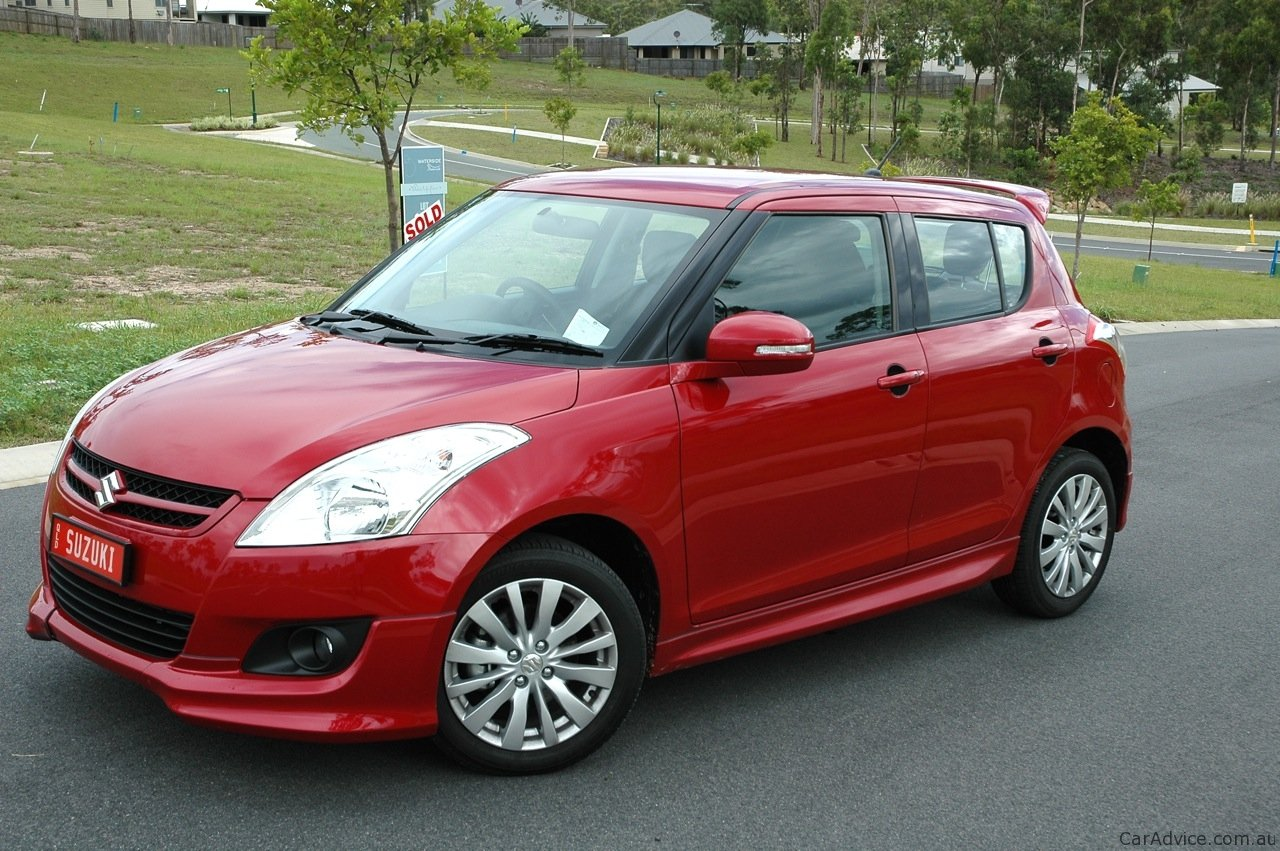 Suzuki Swift Glx Review Photos Caradvice