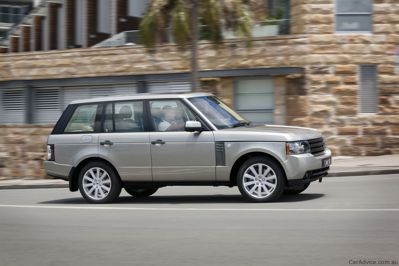 Range Rover Vogue Review Photos Caradvice