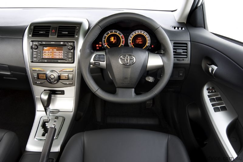 corolla toyota ultima interior sales australian january sedan e150 australia 2009 tops caradvice hatchback ii loading 2007 door
