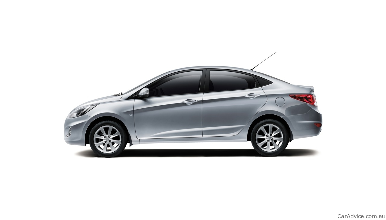New Hyundai Accent Confirmed For Australia Photos