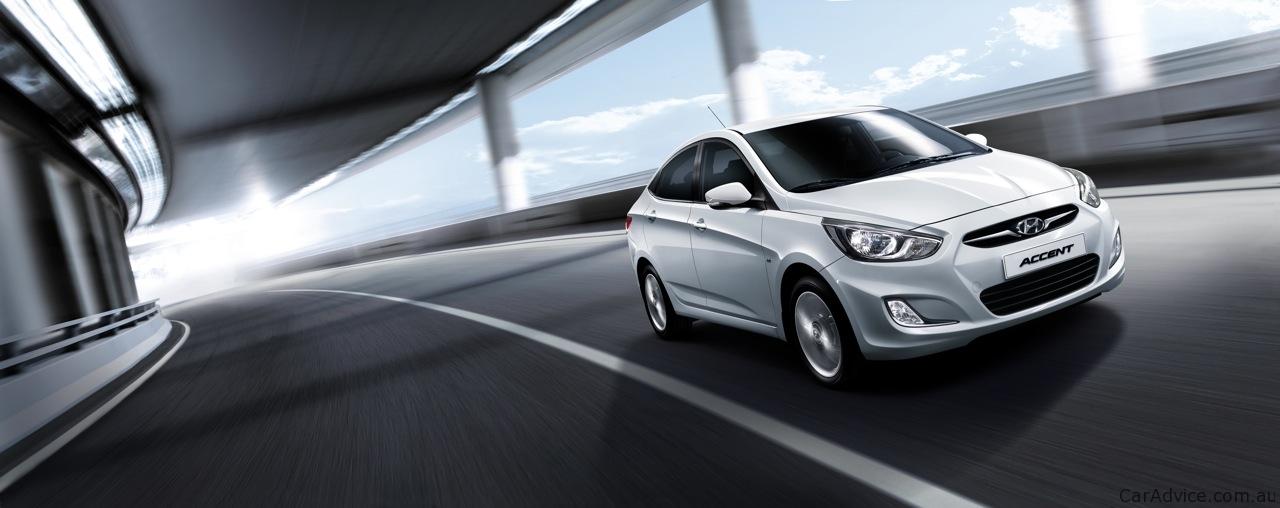 New Hyundai Accent Confirmed For Australia Photos