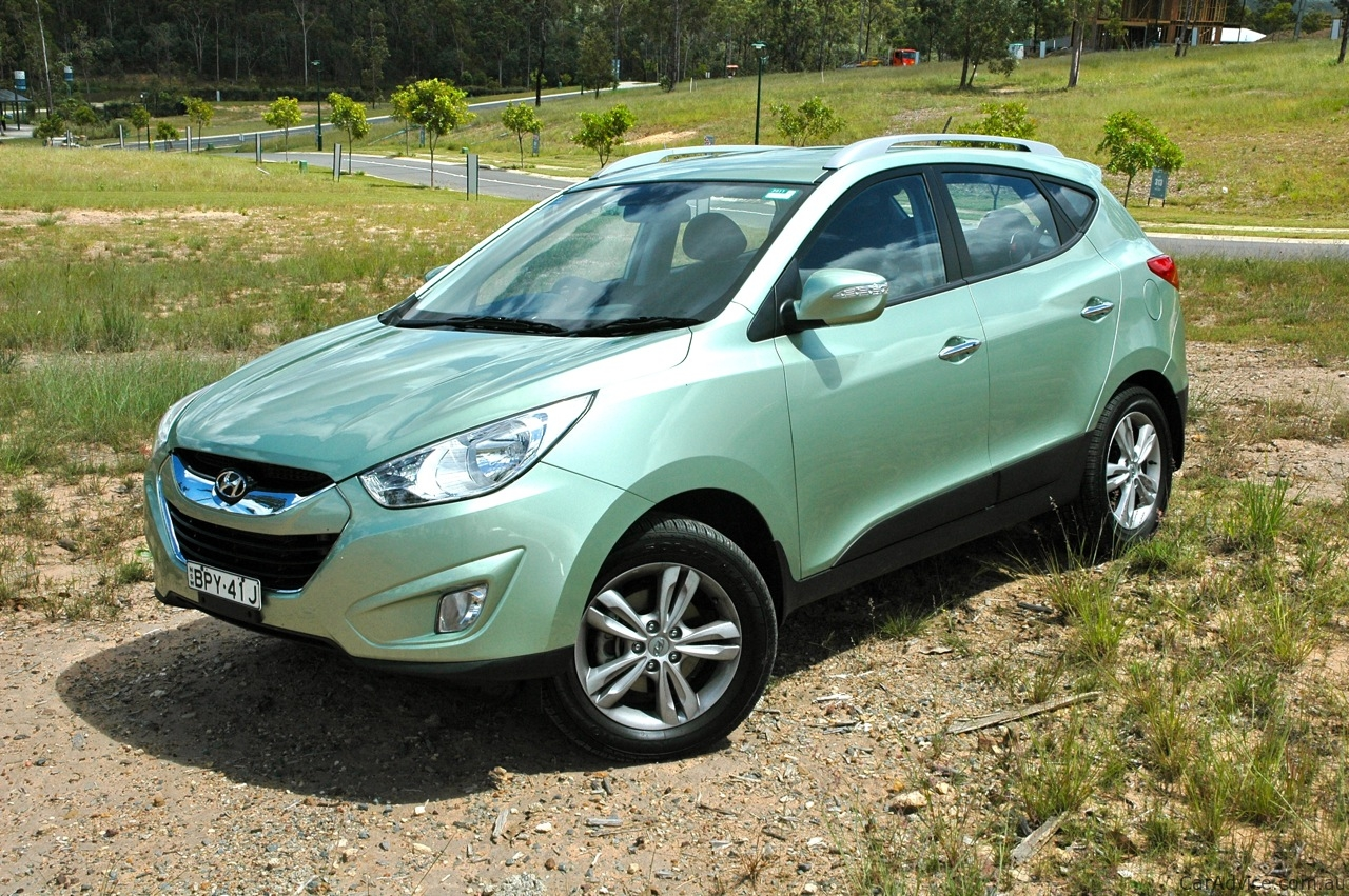 2012 Hyundai Ix35 Review Photos Caradvice