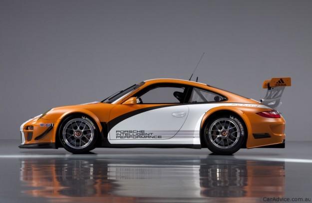 2011 porsche 911 gt3 r hybrid version 2 0