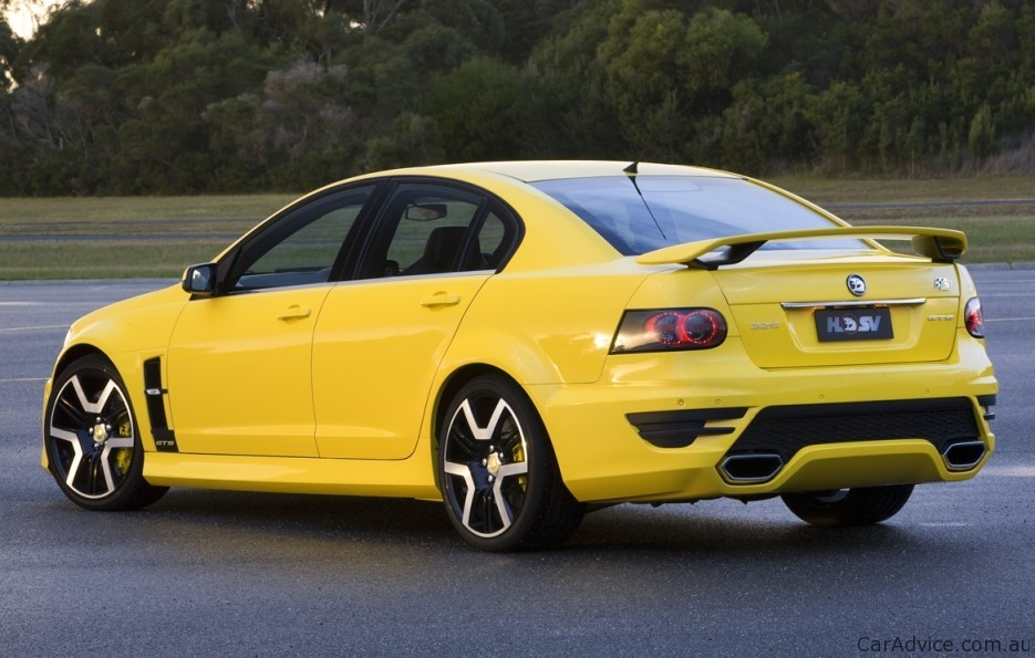 Hsv Gts R Development Vehicle Seen In Melbourne Report